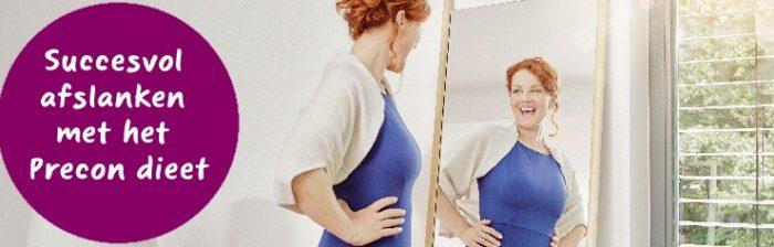 precon dieet succesvol afvallen