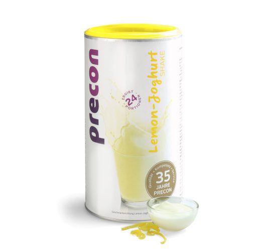 Lemon-yoghurt Shake